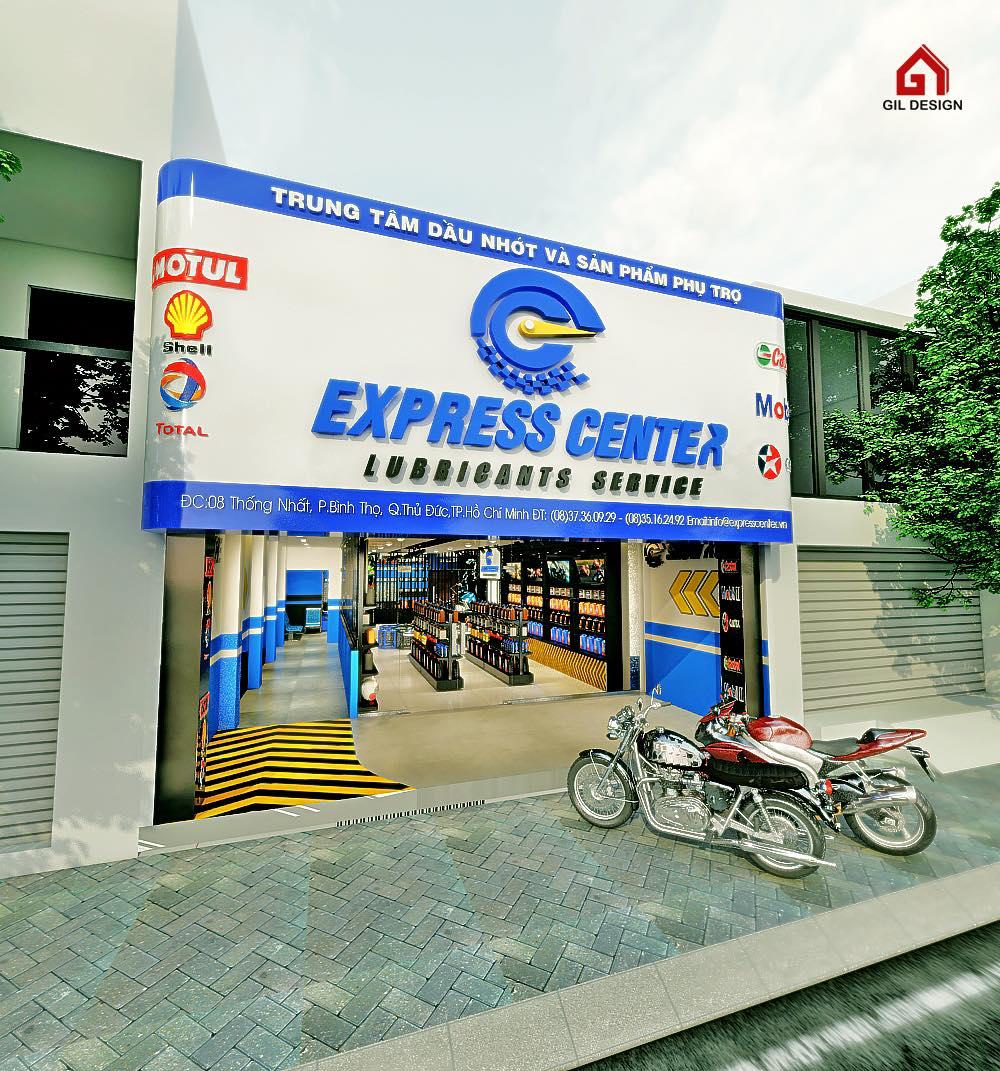 thiet-ke-noi-that-express-center-showroom
